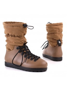 Winter Boots, beige