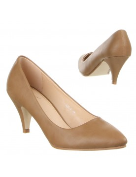 Pumps, beige