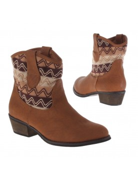 Western Boots, camel